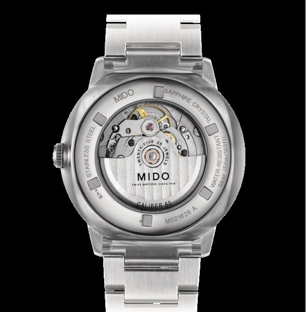 MIDO 美度 COMMANDER BIG DATE腕錶M021.626.11.061.00/42mm