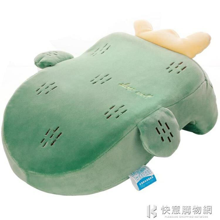 辦公室午睡枕趴睡枕頭可愛兒童午休枕抱枕趴著睡覺神器學生趴趴枕 NMS