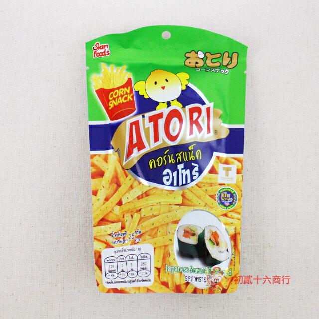 【0216零食會社】日日旺 香脆卡拉薯條(日式海苔味)