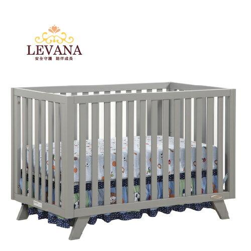 【本月加碼送小方巾】台灣【LEVANA】【三合一系列】 SOHO 成長嬰兒床-2色 1