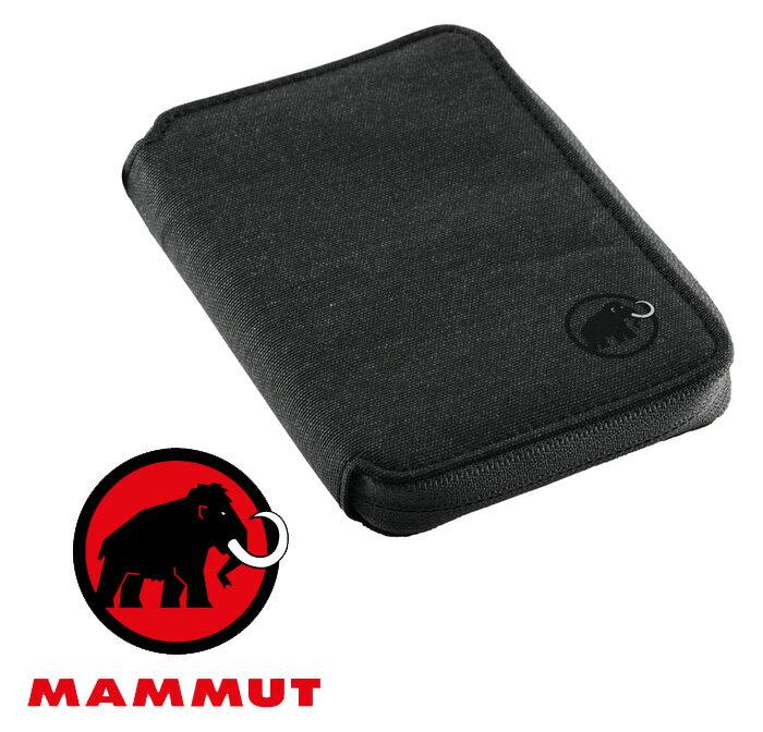 【鄉野情戶外用品店】Mammut 長毛象 |瑞士| Zip Wallet 拉鍊錢包/皮夾/00720-0001