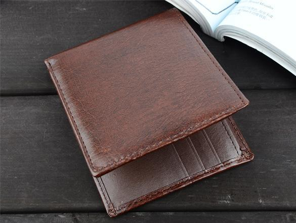 Mens Synthetic Leather Wallet Credit/ID Cards Holder Purse 0
