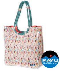 ├登山樂┤美國西雅圖KAVU Market Bag 休閒四方包/購物手提袋 方向指引#866(442)
