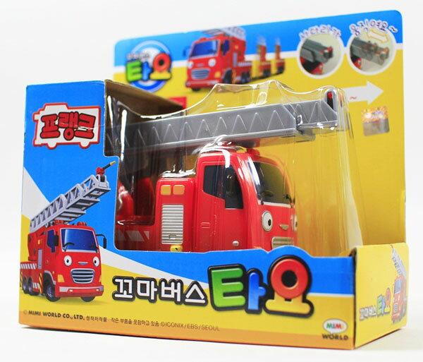 *babygo*TAYO小巴士 - 法蘭克消防車(TT41057)