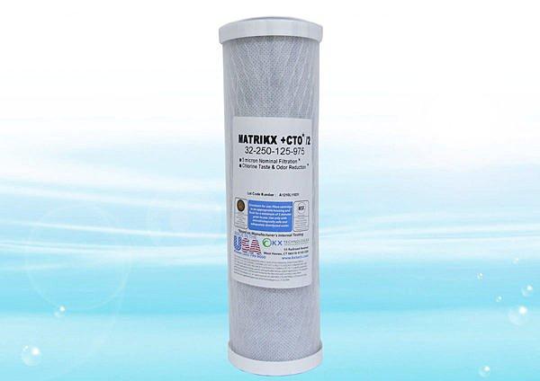 美國原裝進口KX牌CTO塊狀壓縮活性炭