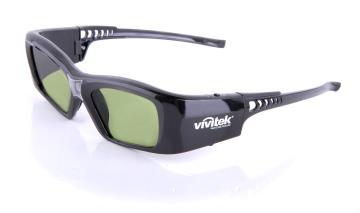 vivitek DLP-LINK 投影機用3D眼鏡 ( VG-3D01 ) ★★★全新原廠公司貨含稅附發票★★★