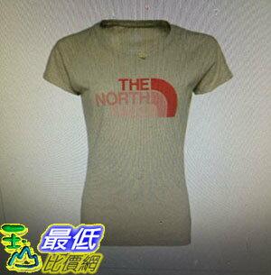 [COSCO代購 如果沒搶到鄭重道歉] The North Face 女圓領短袖上衣 淺紫/米 W1142652