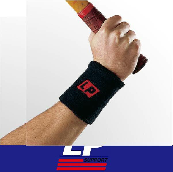萬特戶外運動 LP護具 660BK 棉質手腕汗帶 吸收汗 黑色 單一尺寸