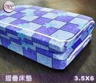 【名流寢飾家居館】杜邦高壓透氣棉三折.硬式床墊.加大單人.全程臺灣製造