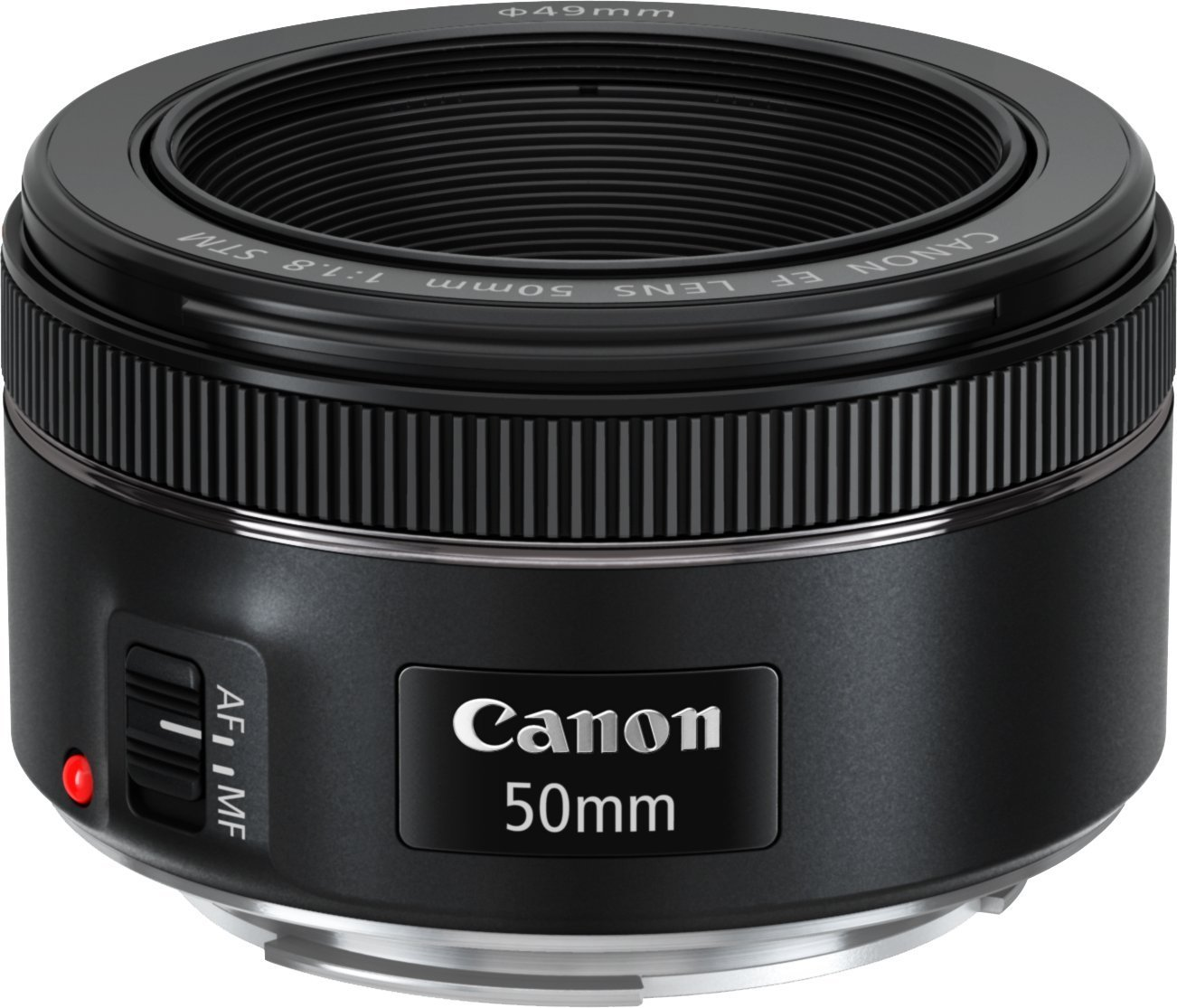 Canon EF 50mm f/1.8 STM Lens International Version 0