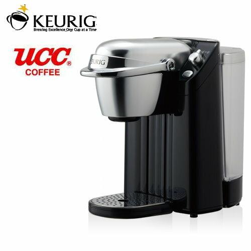 (大出清最殺價)KEURIG Neotrevie UCC 膠囊咖啡機 - 時尚黑 (另有奶油白)