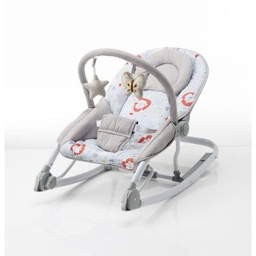 【BabyCity】娃娃城-搖搖椅(附海星與蝴蝶填充玩具)BB41029