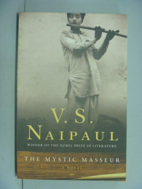 ~書寶 書T2/原文小說_LNY~The Mystic Masseur_Naipaul V