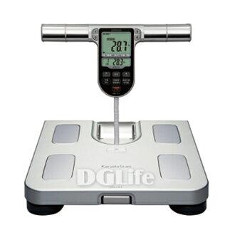 HBF-371 歐姆龍體重體脂計 體脂肪計 HBF371(銀色)