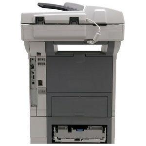 HP LaserJet M3035XS Multifunction Printer - Monochrome - 33 ppm Mono - 1200 x 1200 dpi - Fax, Copier, Printer, Scanner 2