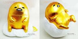 日版日貨 18銅人蛋黃哥 黃金蛋黃哥 十八銅人 一套兩款 gudetama 娃娃 布偶 禮物