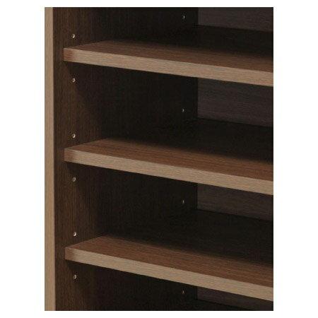 ◎(OUTLET)鞋櫃 MOMIJI 120 DBR 福利品 NITORI宜得利家居 7