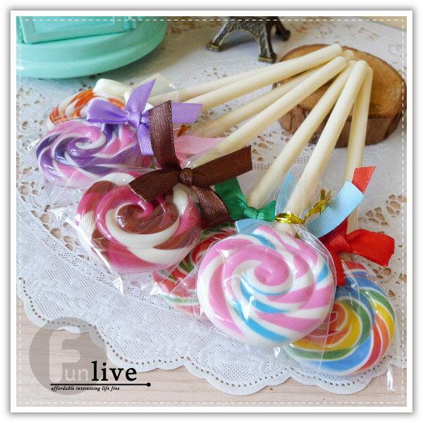 【aife life】螺旋棒棒糖筆/擬真棒棒糖筆/彩色糖果筆/造型原子筆/創意文具/廣告筆/簽名筆/婚禮小物