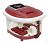 【加熱泡腳機】蒸熏兩用泡腳機 電動滾輪泡腳機 遠紅外線泡腳機 微電腦加熱泡腳機 洗腳機 SPA 足浴桶 泡腳桶【【AB455】 1