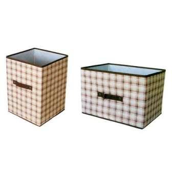 【珍昕】 生活大師 貼心三格櫃抽屜式置物盒系列2色2尺寸(直式/橫式)