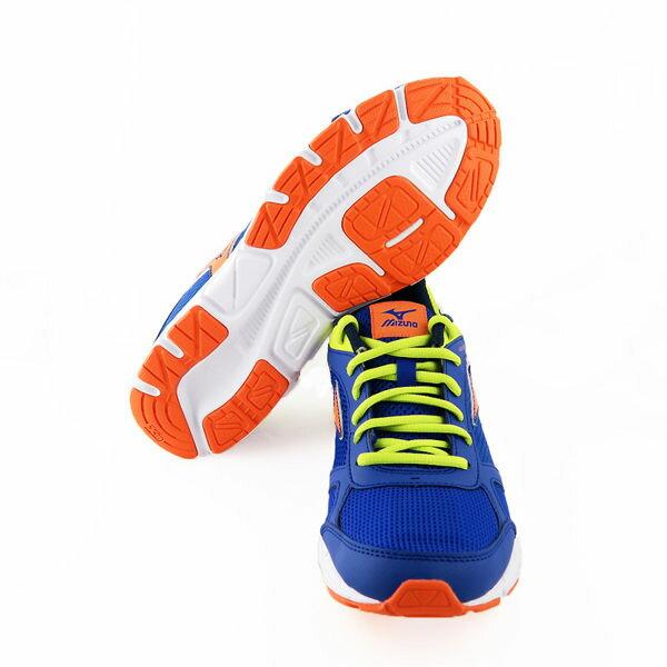 MIZUNO 美津濃 SYNCHRO SL 限量休閒款男慢跑鞋 亮藍 休閒鞋│運動鞋│健走鞋 J1GR162872 4