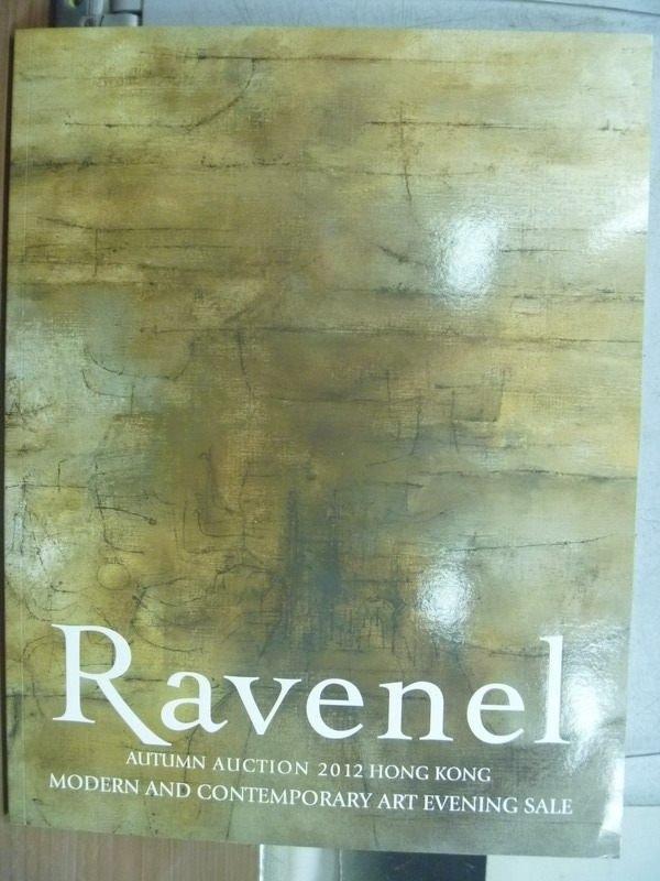 【書寶二手書T3/收藏_YFW】Ravenel_Modern and Contempo..._2012/11/25