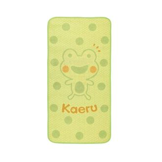 ★衛立兒生活館★哈皮蛙Kaeru 嬰幼兒亞草涼蓆(510029)
