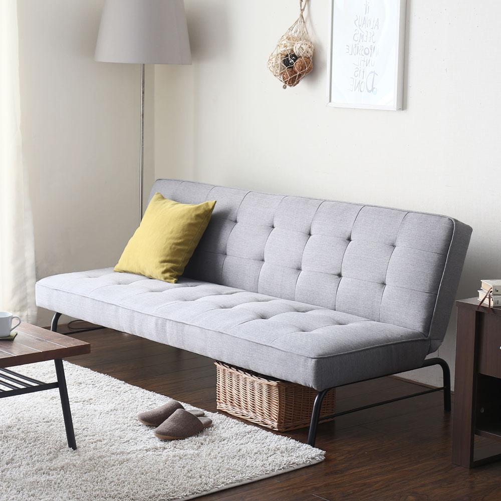 阿諾德工業風舒適沙發床 / 3色 / H&D東稻家居 / 好窩生活節 2