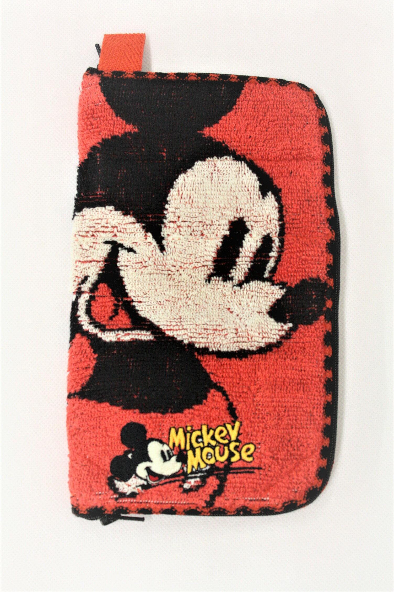 米奇冷熱兩用保溫毛巾套 迪士尼 日貨 正版授權 J00012692