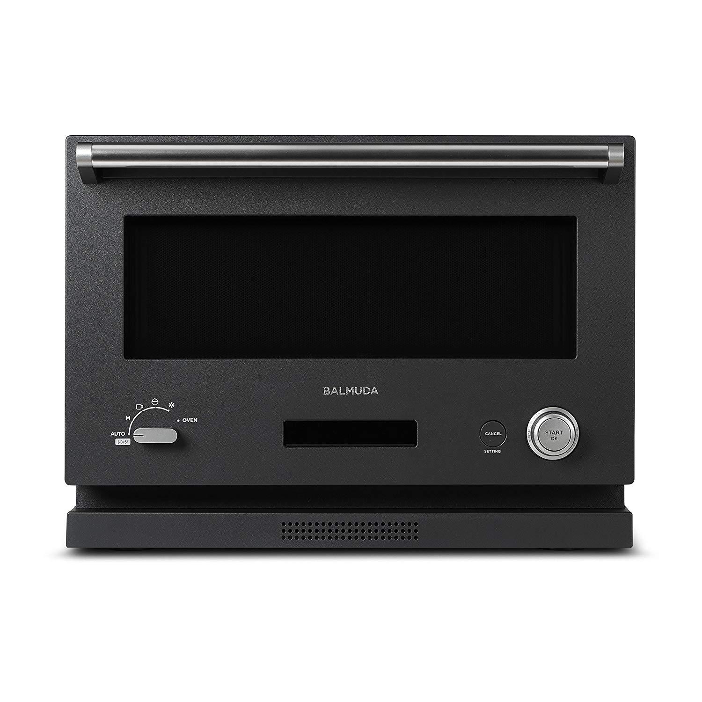日本公司貨 2色  BALMUDA The Range K04A 微波爐 烤箱 液晶顯示 18L 黑 白 時尚品味家具 日本必買代購