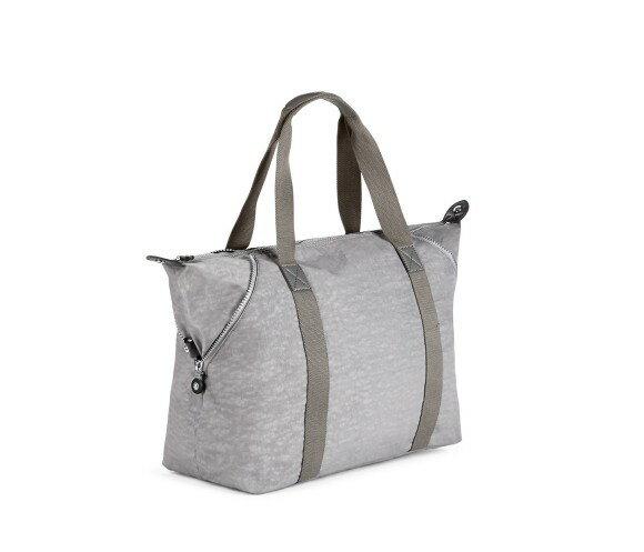 OUTLET代購【KIPLING】旅行袋 斜揹包 肩揹包 媽媽包 灰色 1