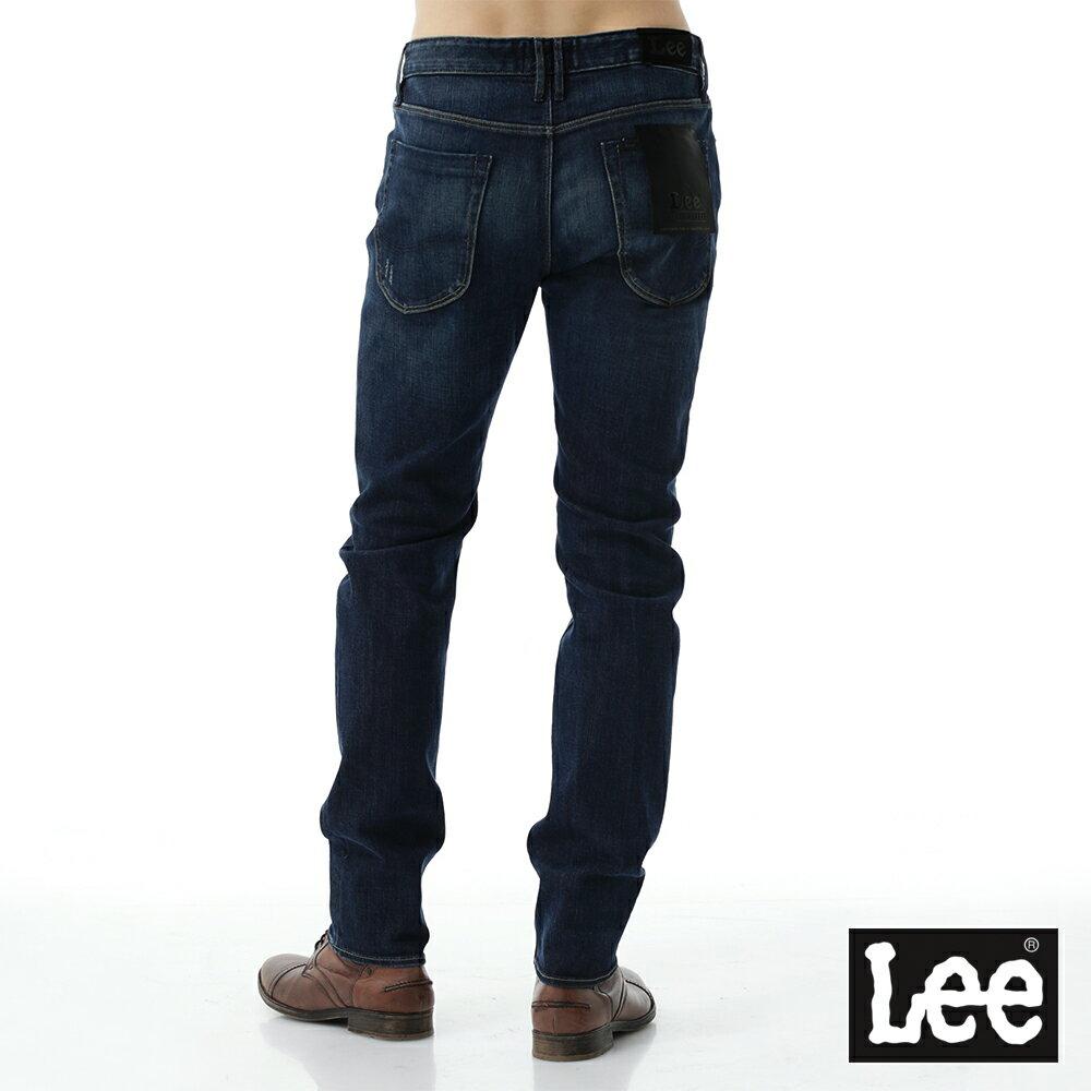 Lee 726 中腰標準小直筒牛仔褲 Black Label 男款 深藍