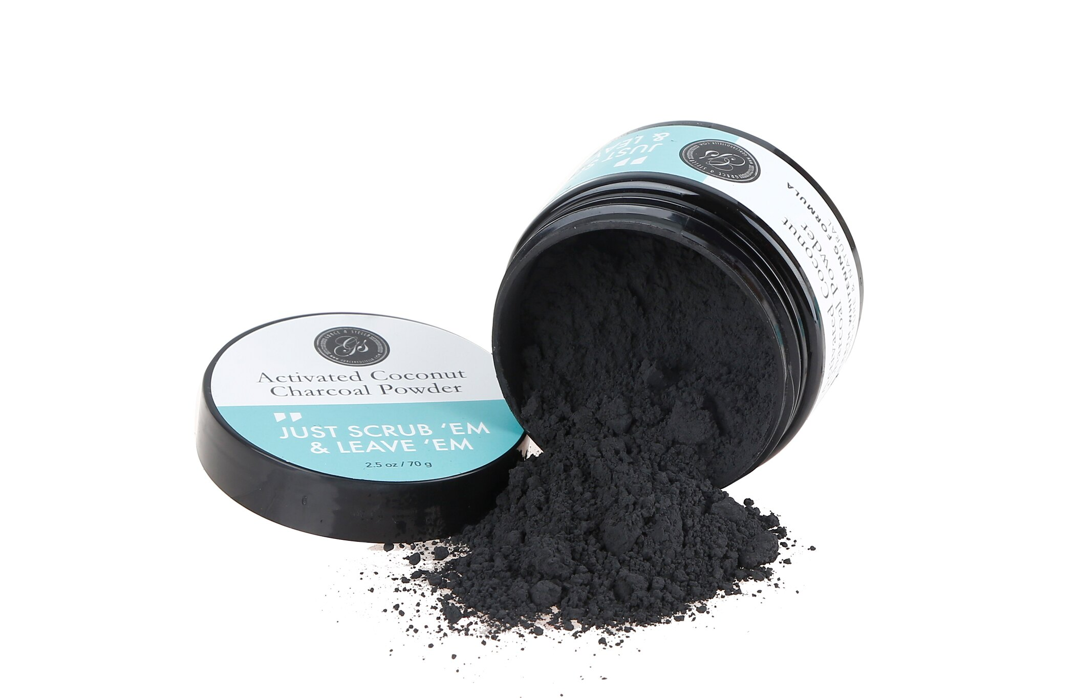 Activated Coconut Charcoal Teeth Whitening Powder by Grace & Stella Co. 6
