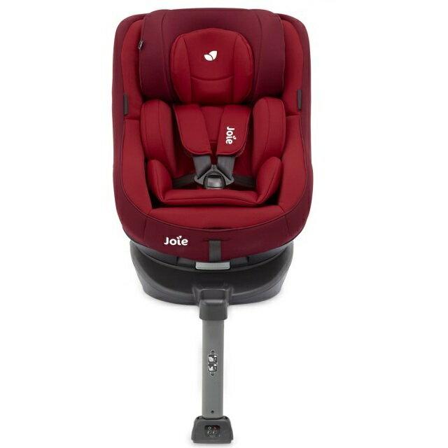 JOIE Spin360 isofix 0-4歲全方位汽座/安全座椅-紅色JBD96000R★愛兒麗婦幼用品★
