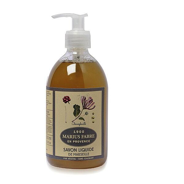 (任選3件享優惠折扣)MARIUSFABRE法鉑天然草本忍冬液體皂500ML