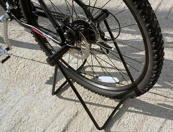 自行車立車架 / 駐車架 / 停車架《意生自行車》