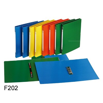 【同春牌】 F202 環保中間彈簧夾(需打二孔使用)/檔案夾/資料夾 A4