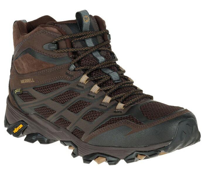 【鄉野情戶外用品店】 Merrell |美國| Moab FST GORE-TEX 多功能健行鞋 男款/防水健行鞋/ML36977