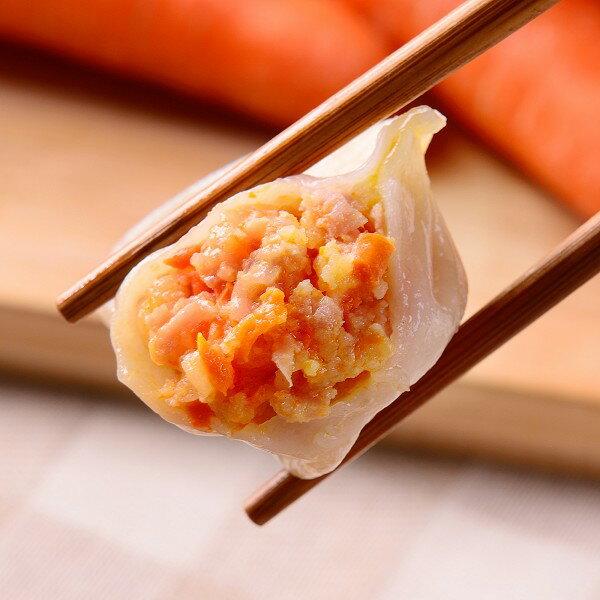 特推大推組合~高麗菜蝦仁豬肉+紅蘿蔔豬肉+  季節限定口味(店長任搭)90入組 0