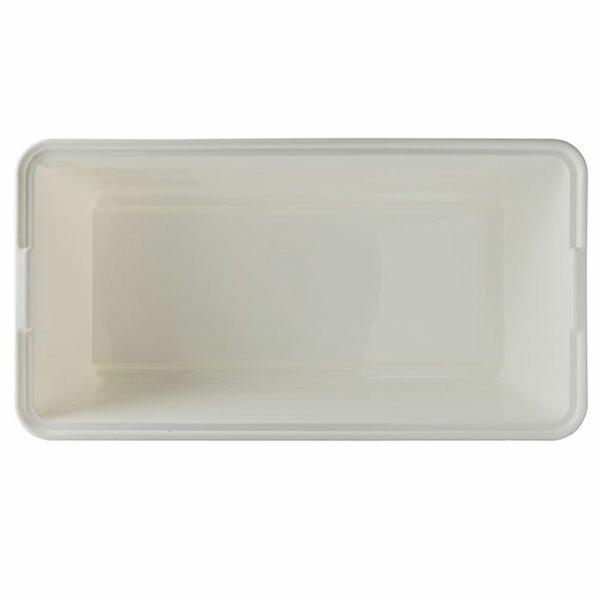附蓋塑膠收納盒 ROBIN WIDE NITORI宜得利家居 3