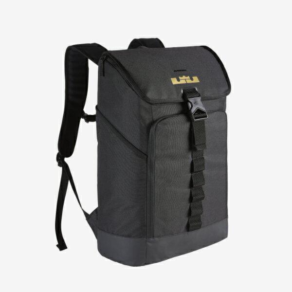 【加賀皮件】NIKE LEBRON MAX AIR AMBASSADOR 大容量 黑色 休閒包 後背包 BA5447-011