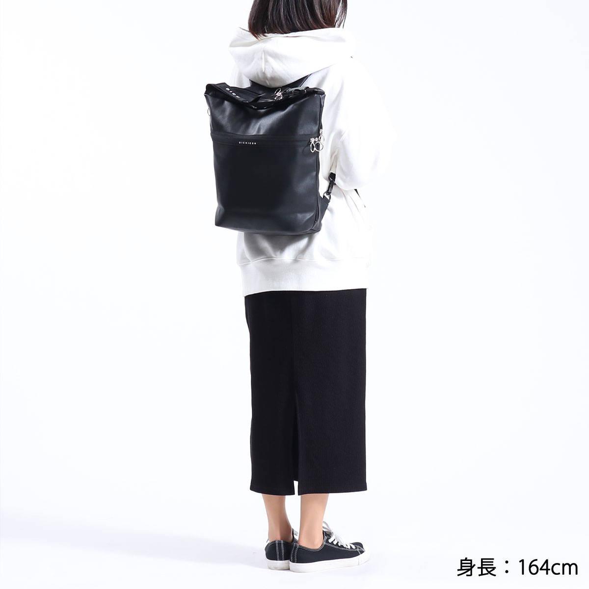 日本Galleria  /  Dickies SYNTHETIC LEATHER 2WAY BAG 休閒後背包  /  dic0031  /  日本必買 日本樂天直送(6490) /  件件含運 7