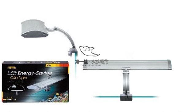 [第一佳 水族寵物] 台灣伊士達ISTA [30cm (藍白)] 高效能省電LED夾燈 I-439型 免運