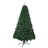 HomCom 3' Artificial Holiday Decoration Light Up Christmas Tree - Green 0