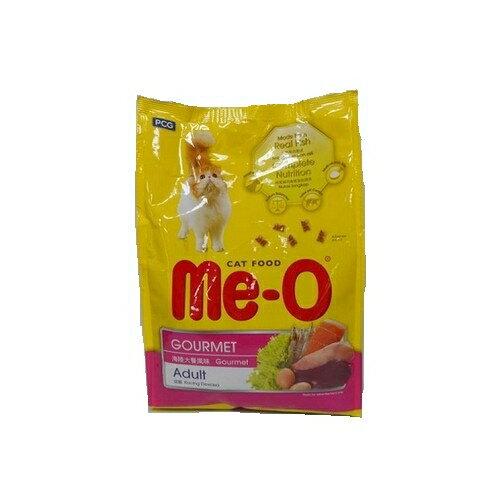 Me-O咪歐乾貓糧海陸大餐風味 1.1kg【愛買】