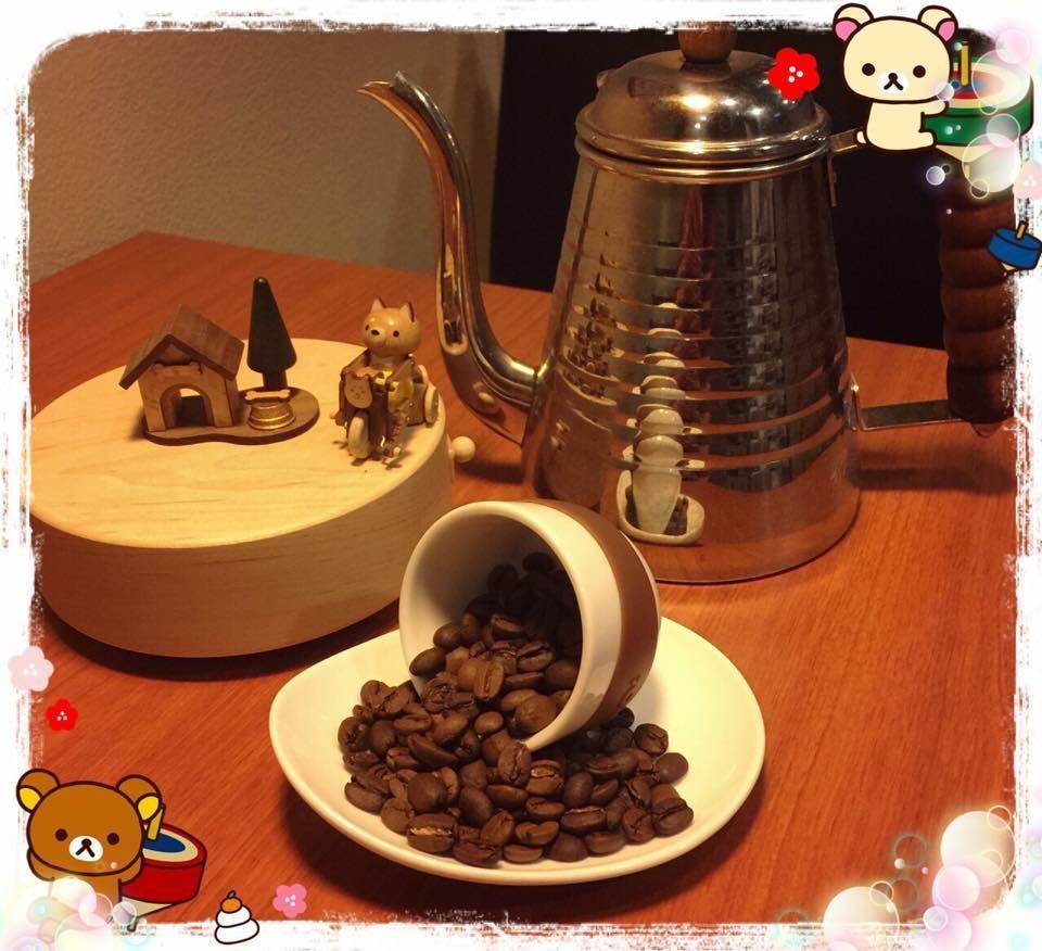 【玫瑰咖啡】ROSIE特調咖啡豆  1.0磅(中深焙)