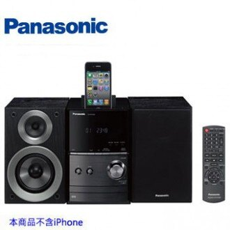 Panasonic IPod/USB組合音響 SC-PM500-K