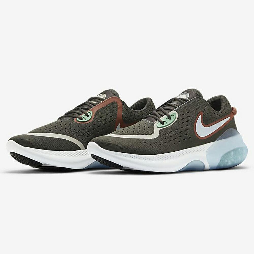 【滿額最高折318】NIKE Joyride Dual Run 男鞋 慢跑 訓練 網布 透氣 緩震 咖綠【運動世界】CZ8697-006