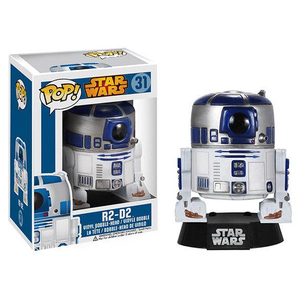【Funko】POP!系列Q版公仔星戰系列:R2-D2