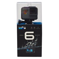 GoPro HERO6 4K Black Video Action Camera CHDHX-601